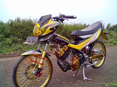 Cara modif Road race Harian 2015