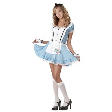 Just A Girl Thing Halloween Costume Ideas for Teenaged Girls