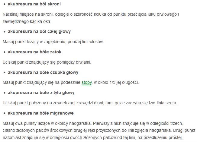 http://www.poradnikzdrowie.pl/zdrowie/bol/Akupresura-aromatoterapia-masaz-glowy-naturalne-metody-na-bol-glowy_34634.html