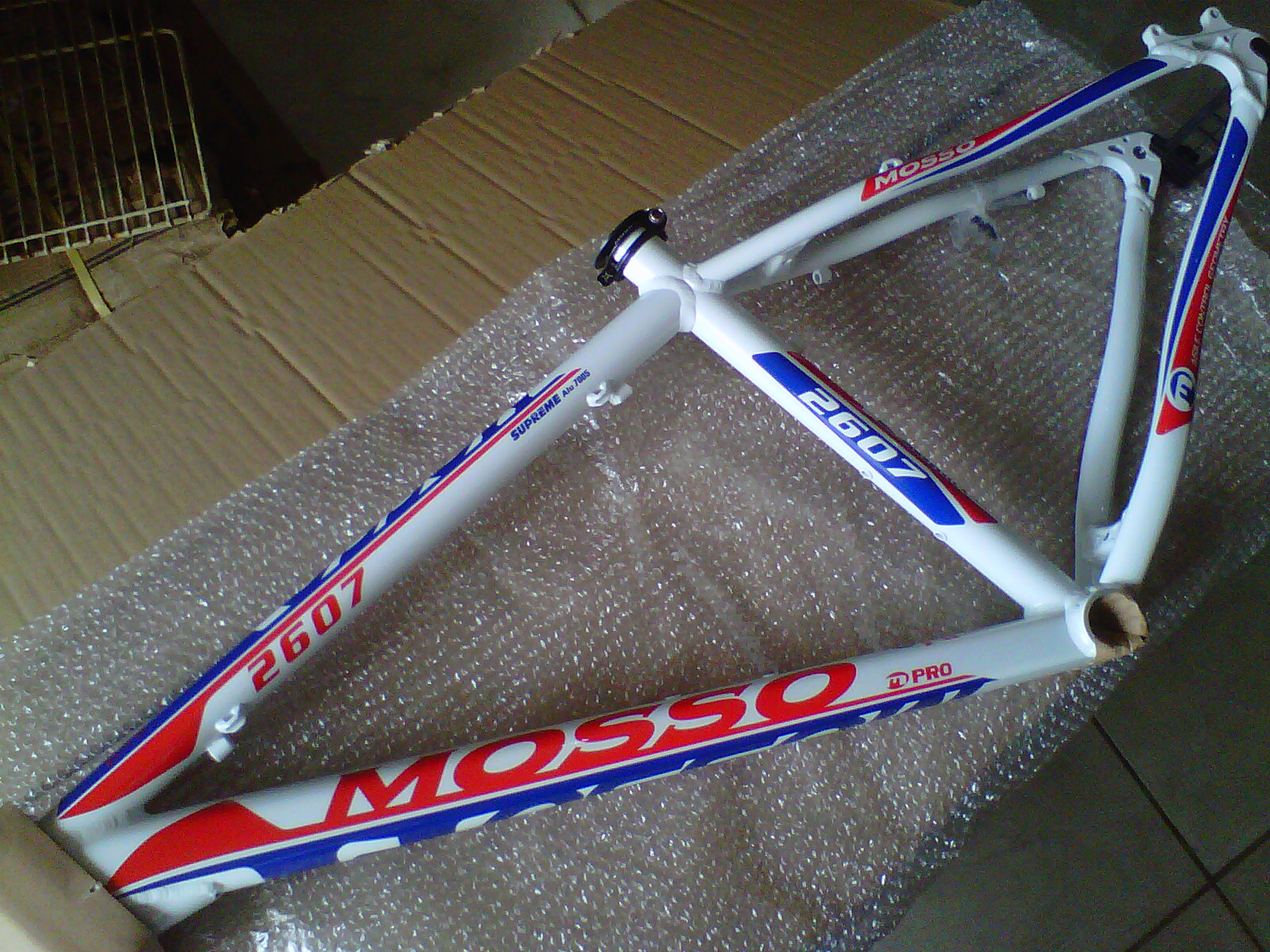Bikemania Frame Mosso 2607