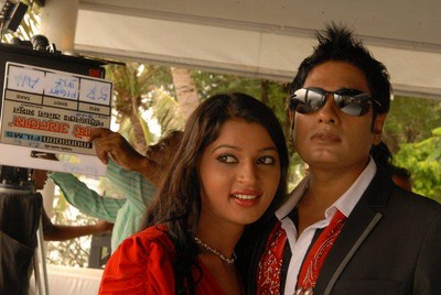 Ananta Jalil and Borsha Together