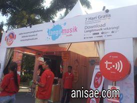 anisae.com, Kickfest di Malang 2015