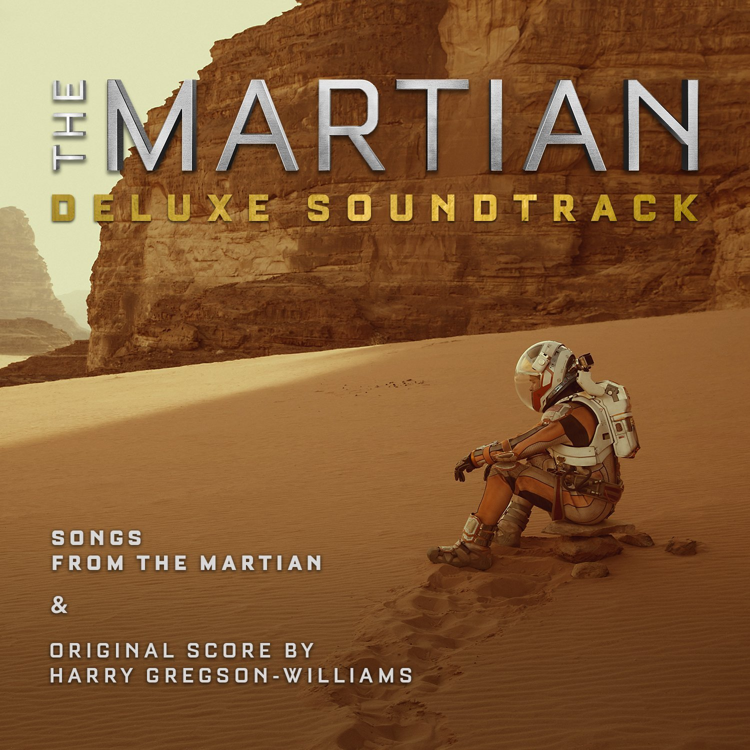 The Martian Deluxe Edition Soundtrack The Entertainment
