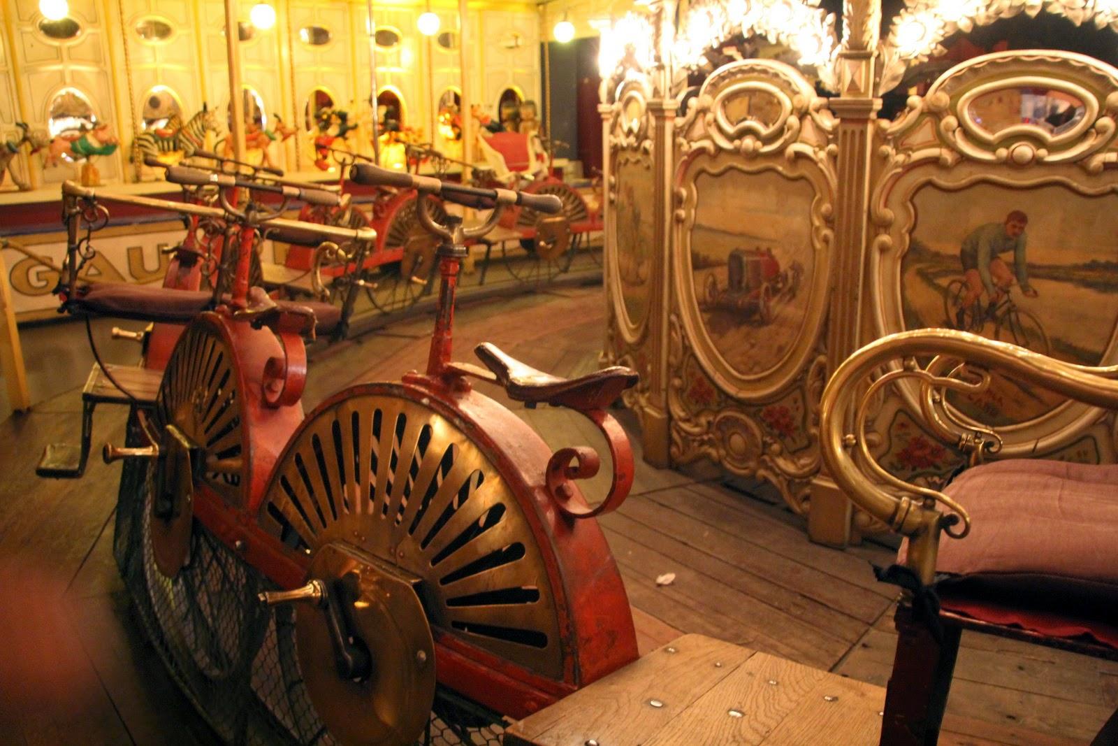 Pavillons de Bercy - Musée des Arts Forains