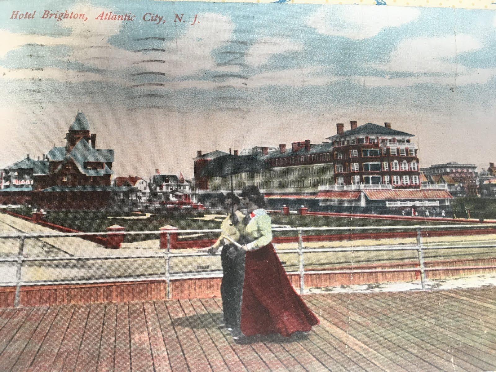 1911 Seaside Postal