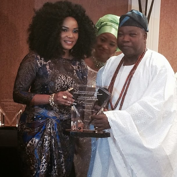iyabo ojo awards new jersey