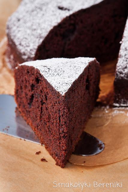Najlepsze ciasto czekoladowe z cukinią