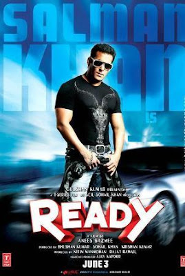 Salman Khan Ready Movie Wallpapers