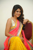 Shraddha das photos in Saree at Rey audio launch-thumbnail-6