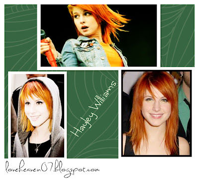 Biodata Hayley Williams Paramore