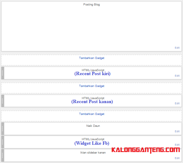 Screenshot Tata Letak 2