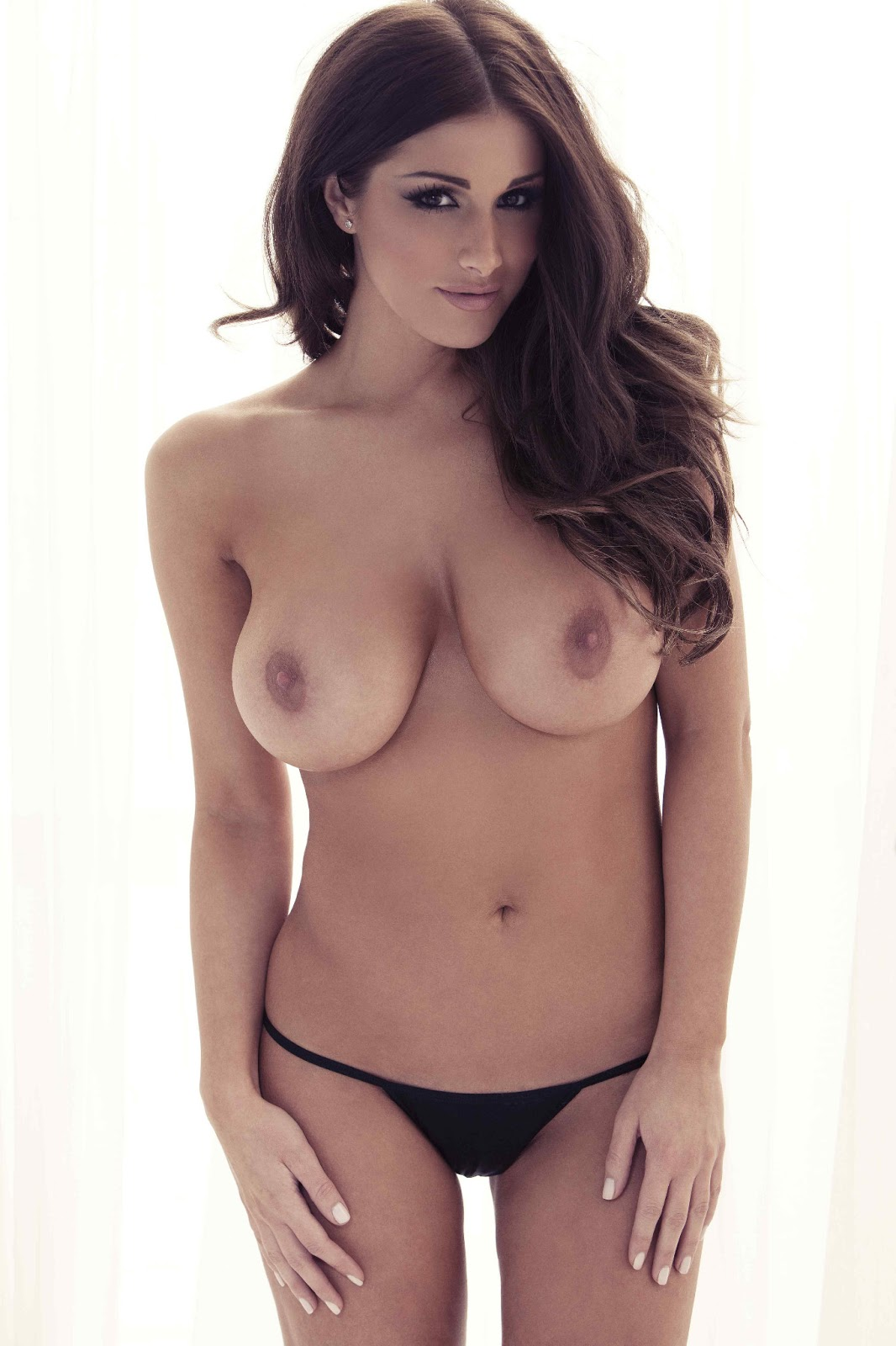 Thong Lucy Pinder Nude