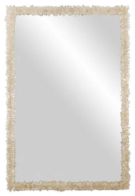Arquitectura de casas espejos para decoraci n de interiores for Espejo rectangular con marco