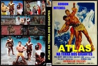 ATLAS - NA TERRA DOS GIGANTES