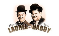 LAUREL & HARDY.