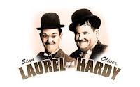 LAUREL & HARDY.