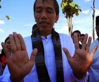 Jokowi presiden kita