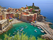 Cinque Terrenơi con người cải tạo thiên nhiên (vernazza )