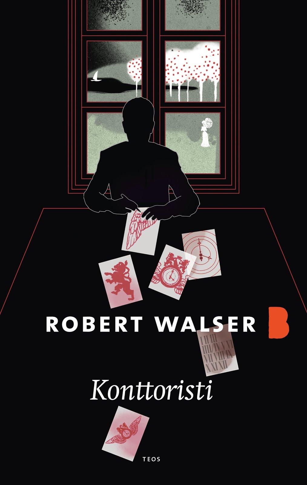 Robert Walser Konttoristi