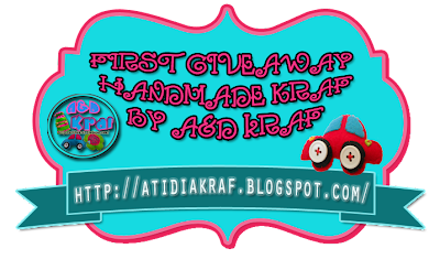 FIRST GIVEAWAY BY A&D kRAF