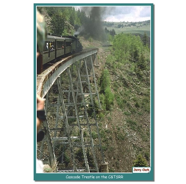 most dangerous railroads in the world Cumbres Toltec Scenic Railroad New Mexico 8 Jalur Kereta Api Paling Berbahaya di Dunia