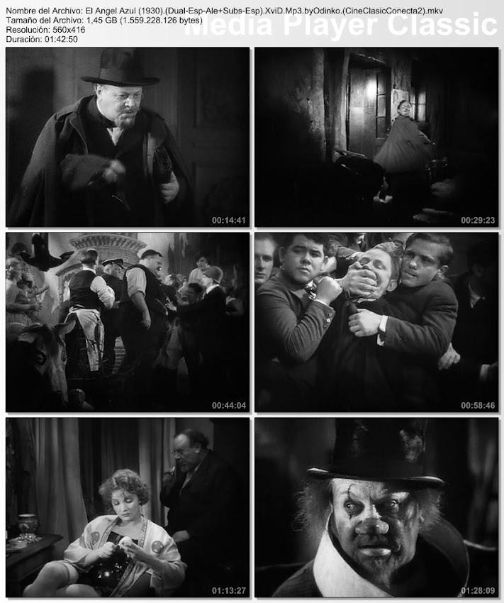 Imagenes de la película; El ángel azul | 1930 | Der blaue Engel