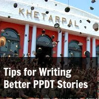Tips for Writing Better PPDT Stories