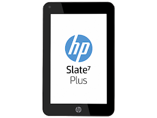 HP Slate 7 Plus Tablet user guide manual