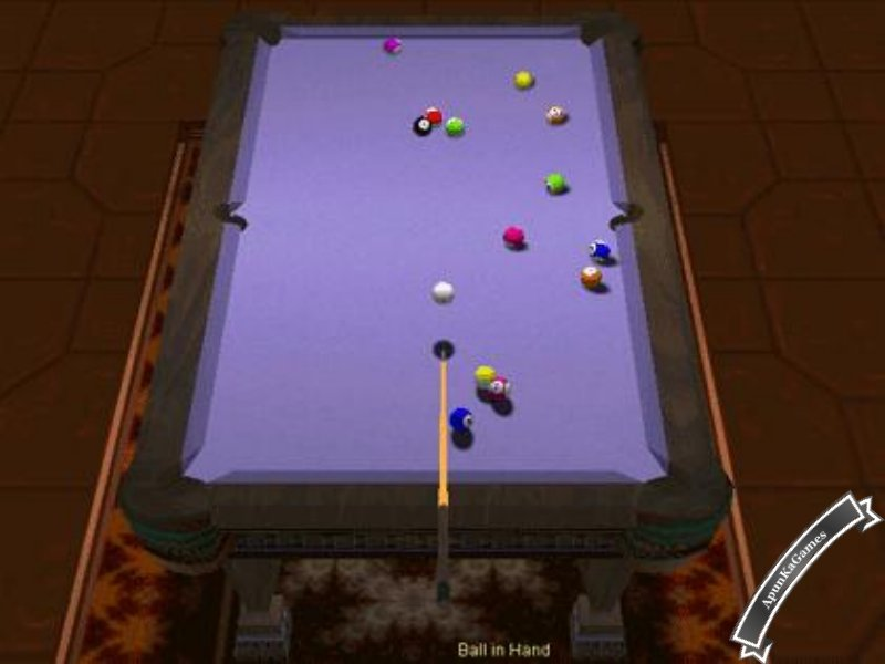 Perfect Pool 3D Screenshots