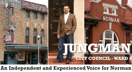 Greg Jungman - Ward 4
