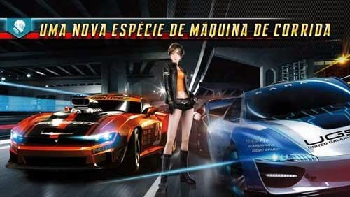 Jogo Android Ridge Racer Slipstream Download
