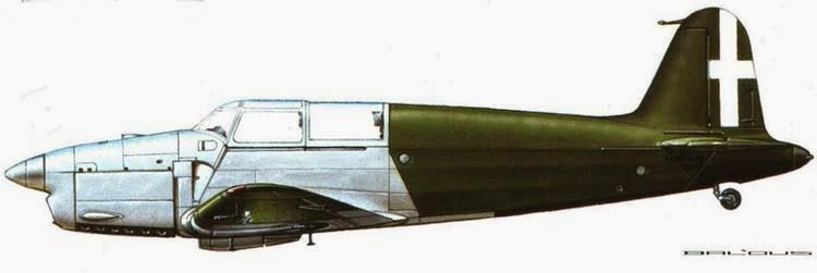 Italian Aircraft of WWII: CAPR...
