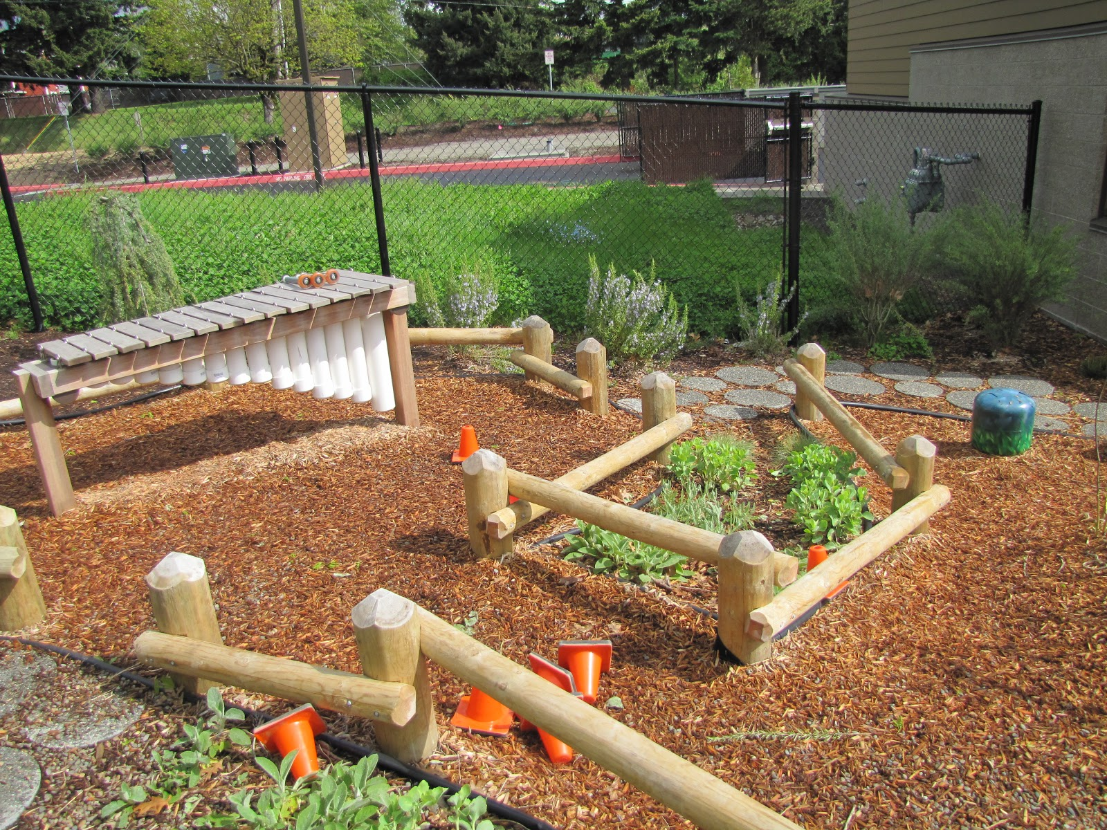 The Learning Landscape: Music in the Playscape