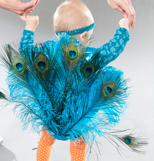 Peacock by creatively christy