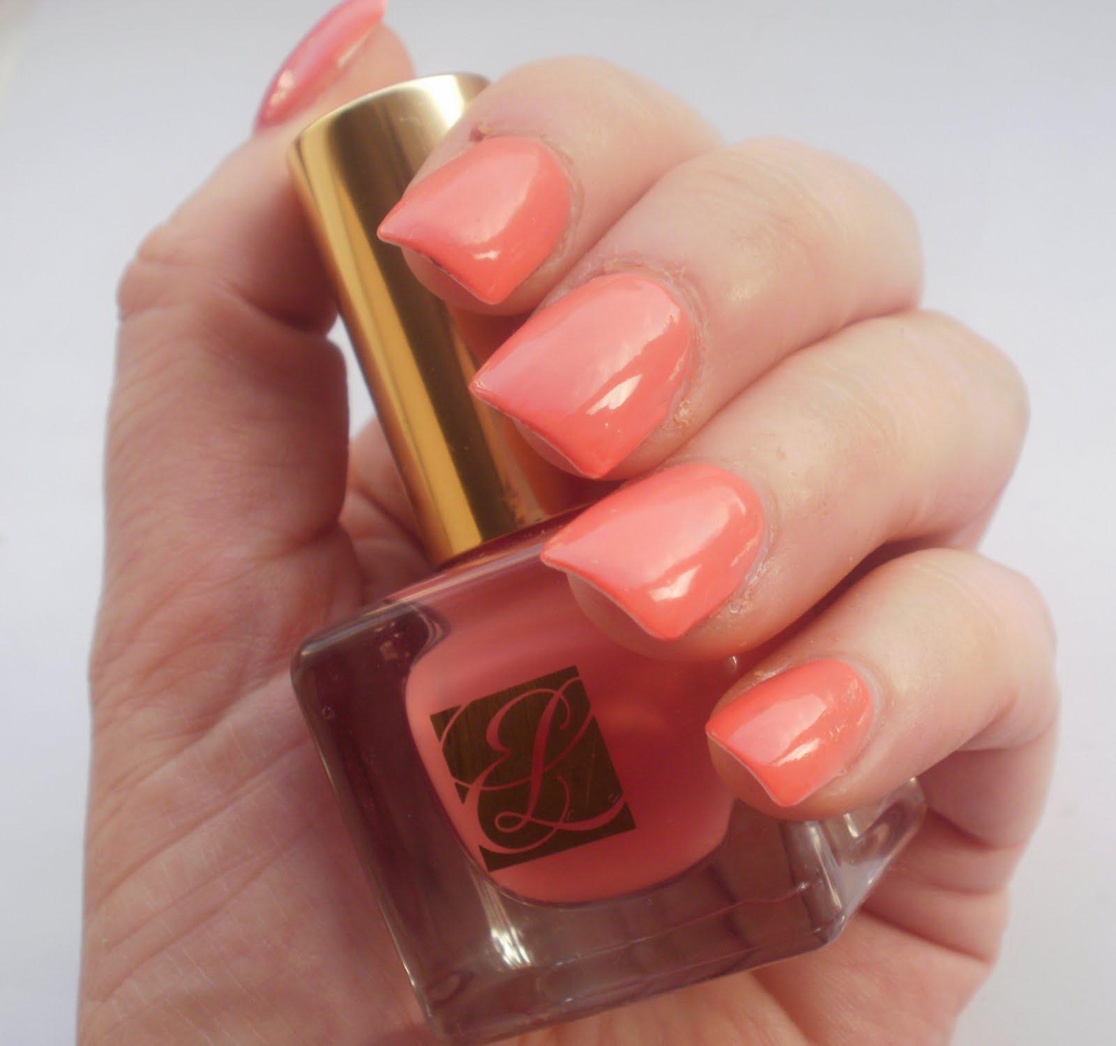 Beautylicious Love: Today\'s Nails - Estee Lauder Pure Colour Nail ...
