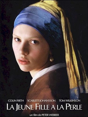 Image result for the girl with the pearl earring poster