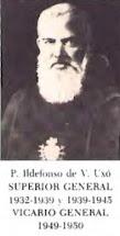 FRA ILDEFONSO Mª DE VALL DE UXÓ