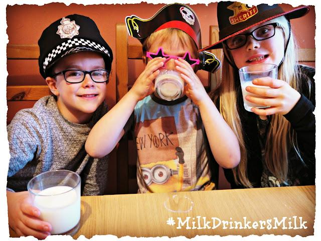milk drinkers