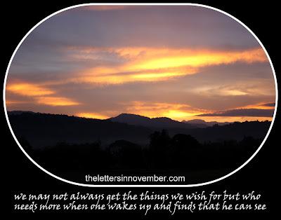 inspiring dawn photo