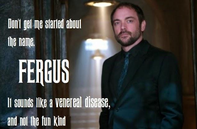 Supernatural Crowley Quotes Quotesgram