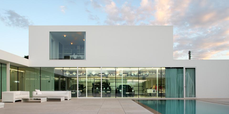 Ultra Modern Architecture in Belgium modern design by
