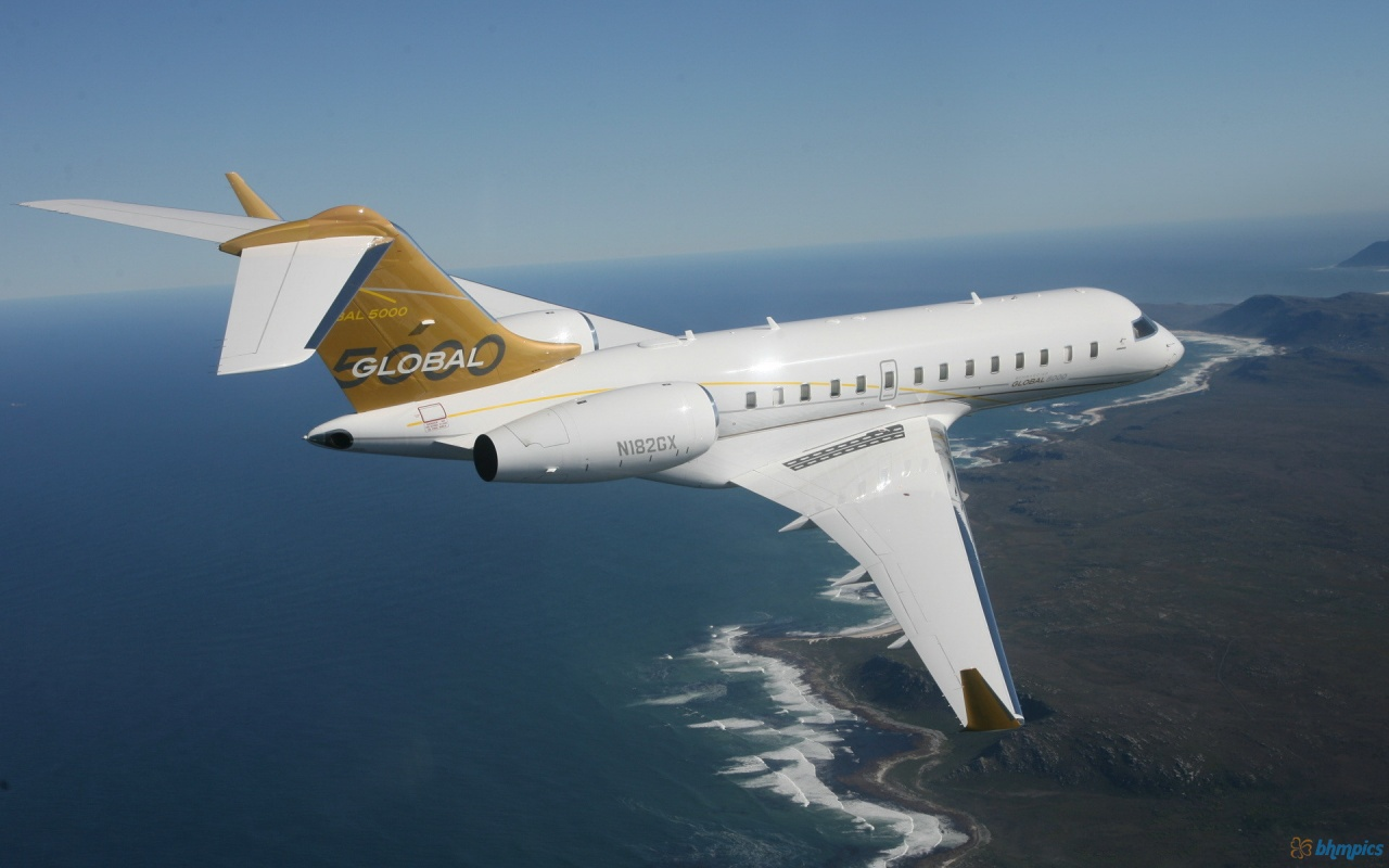 Bombardier Private Jet  Most Beautiful Images