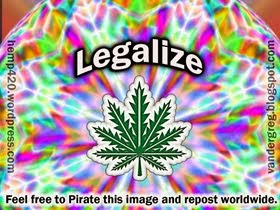 All profits will be donated to The Legalization Campaign in California