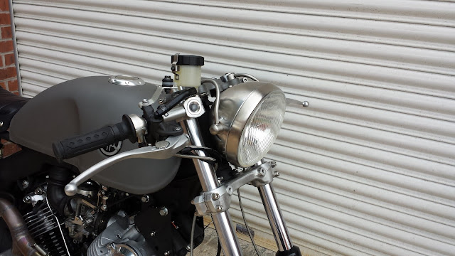 Yamaha TR1 Cafe | Yamaha TR1 Cafe Racer | Yamaha Cafe Racer | Yamaha Cafe Racer parts | Yamaha Cafe Racer seat | Yamaha Cafe Racer tank | Yamaha Cafe Racer by Down and out choppers