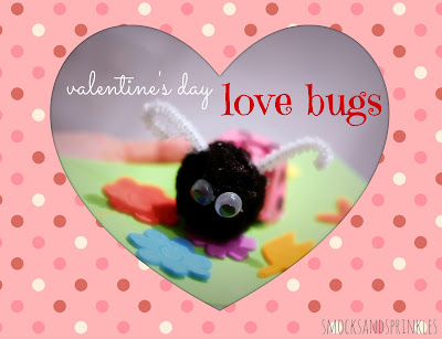 love bug egg carton with a surprise