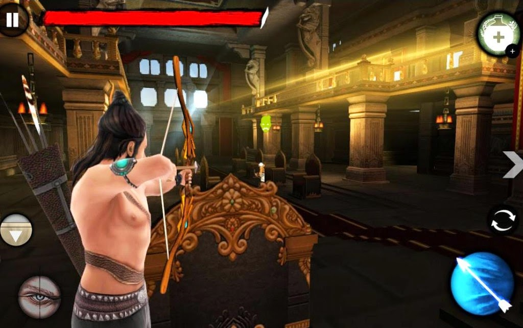 Kochadaiiyaan Reign of Arrows Mod Apk ( Unlimited Gold Coins )