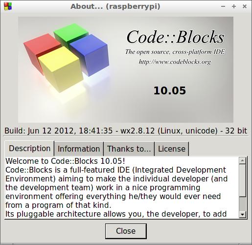 Code blocks raspberry pi download
