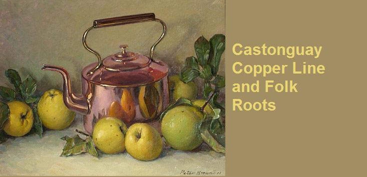 Castonguay Copper Line