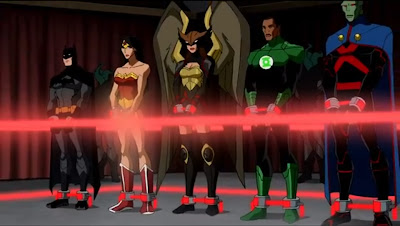 Liga da Justiça presa em Young Justice: Invasion