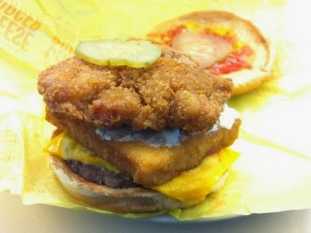 McLand Sea and Air Burger